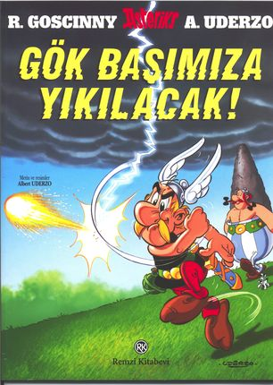 asterix and the falling sky pdf